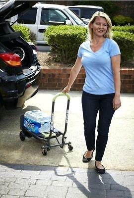 Cosco Shifter Multi-Position Folding Hand Truck and Cart, Multiple Colors