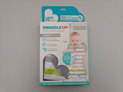 Love To Dream Swaddle UP 50/50 / Summer Lite