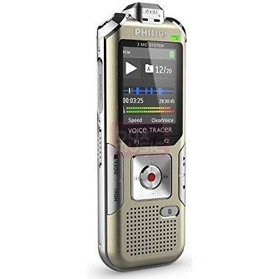 Philips DVT6500 Voice Tracer Digital Recorder for Music Recording Voice Recorde