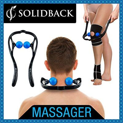 Self Massage Tool Back Body Leg Neck Shoulder Trigger Point Therapy Handheld