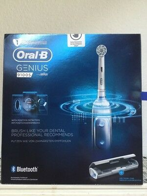Braun Oral-B Genius White 9100S