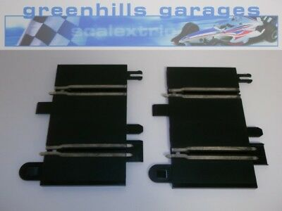 Greenhills Scalextric Start to Sport Converter Straight Pair S4 - Used - MT15...