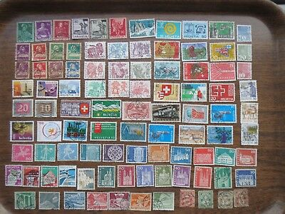 90  Switzerland  Stamps
