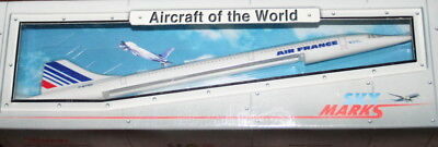 Skymarks British Airways Concorde 1/250 Scale comes with Stand
