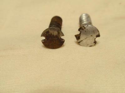 French Berthier Front Or Rear Tang Plate Screw #1