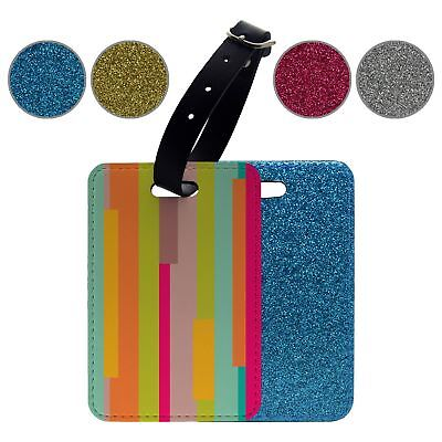 Cases, Covers, Keyboard Folios S2963 For Apple Ipad 9.7 Flip Case Cover Strip Colour Pattern