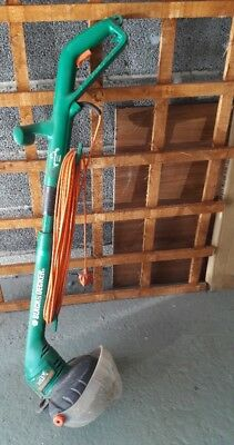 used Black and Decker reflex plus (gl660) strimmer mains electric