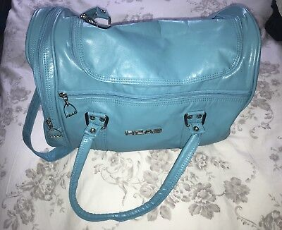 HEAD RETRO ST MORITZ HOLDALL GYM AND TRAVEL BAG Turquoise Blue New