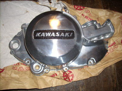 14032-098-80 NOS GENUINE KAWASAKI mach 4  h2 750 engine cover