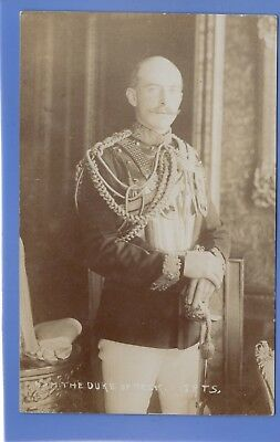 Old Vintage Rp Postcard The Duke Of Teck Marquis Of Cambridge Royalty