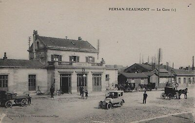 60.cpa. Persan Beaumont