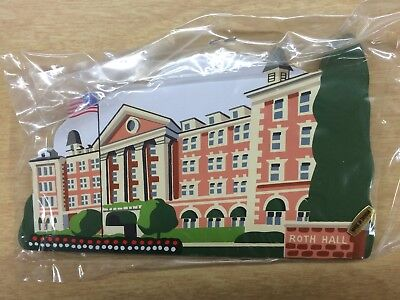 NEW Culinary Institute of America NY Ornament Christmas Landmark Collection NIP