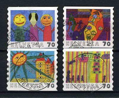 Switzerland 2000 SG 1463-1466 used