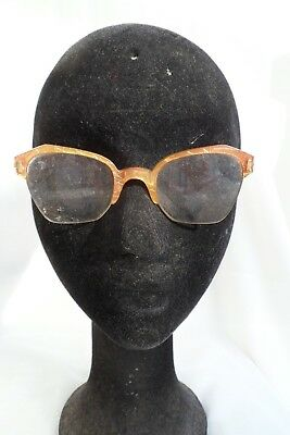 Original Vintage 1950s 1960s retro spectacles glasses frames