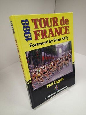 Tour de France 1988 By Phil Liggett,Sean Kelly