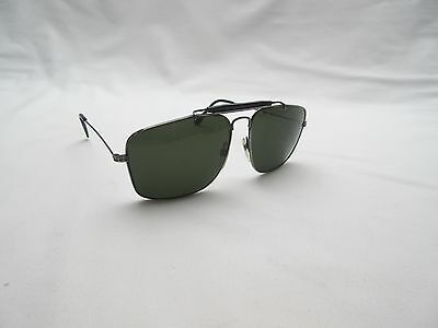 vintage retro steel aviator oversized eye glasses sunglasses spectacles frames .