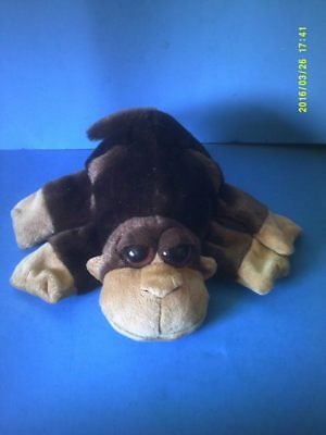 Soft Chimpanzee Hand Puppet for Imaginary Play Times