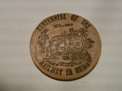 1979 Centennial of the Railway in Hawaii 16th Annual Coin Show HSNA