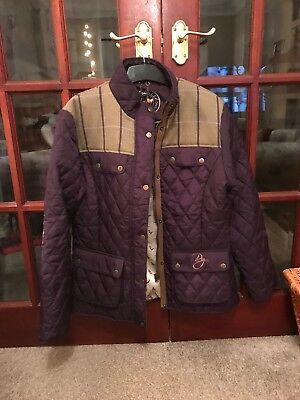 Rydale Sift Quilted Jacket 14
