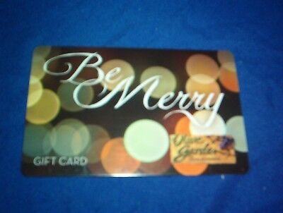 olive garden christmas themed gift card 2500 value good at darden restaurants - Olive Garden Christmas Hours