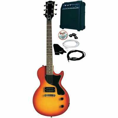 Maestro by Gibson Guitar Pack Single Cutaway Cherry Sunburst RRP$349