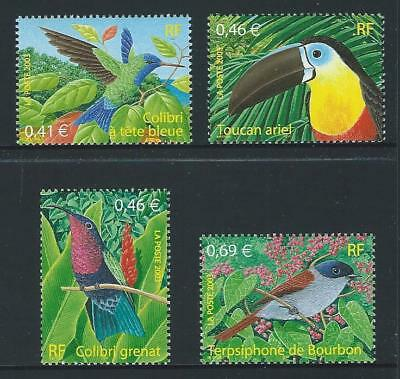 2003 FRANCE Birds Set MNH (Scott 2936-2939)