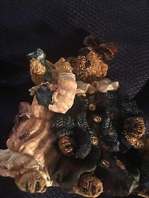 Boyds Bears Louella and Hedda The Secret - Bearstone Collection