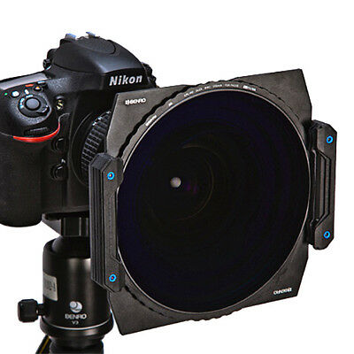 Benro FH150 150mm Metal Filter Holder + CPL Package for Sigma 20mm F1.4 ART Lens