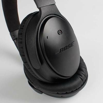 Bose QC25 QuietComfort Noise Cancelling wired headphone black