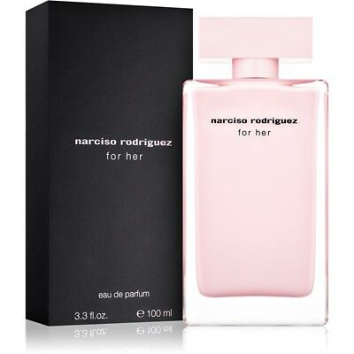 Narciso Rodriguez - For Her - Eau De Parfum - Profumo Donna - 50/100/150 Ml