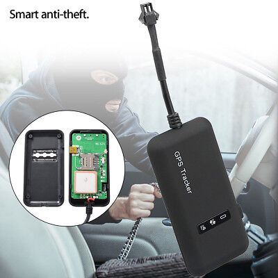 GPS Tracker Set Mini Vehicle Car Van Tracking Device Locator Real time Personal