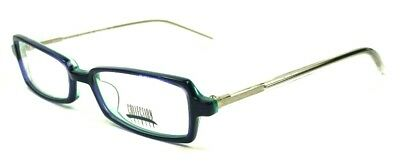 12x Brille Collection Creativ Brillengestell Mod. 275 Col 780 blau/petrol/klar