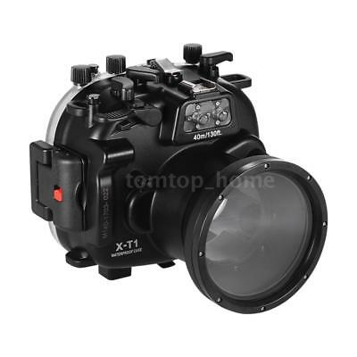 MEIKON Waterproof Camera Diving Housing Protective Case Cover Underwater O5Q0