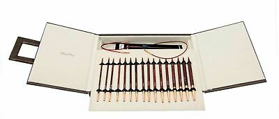 KnitPro Symfonie Rose Wood Interchangeable Circular Knitting Needle Set