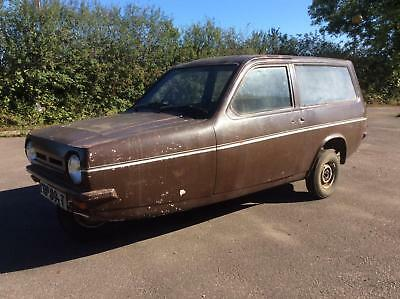 1979 - Reliant Robin 850 - Barn find - £995 offers