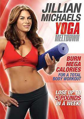 JILLIAN MICHAELS: YOGA MELTDOWN (DVD) (New)