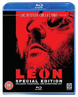 LEON (DIRECTORS CUT) (Blu-ray) (New)