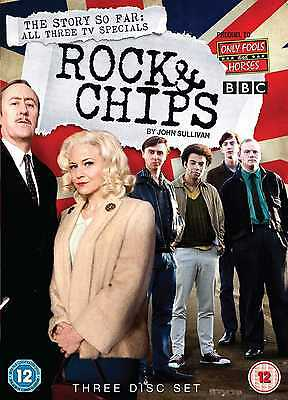 ROCK AND CHIPS - TRIPLE PACK (DVD) (New)
