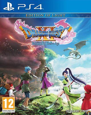 Dragon Quest XI: Echoes Of An Elusive Age (PS4)  BRAND NEW AND SEALED - IMPORT