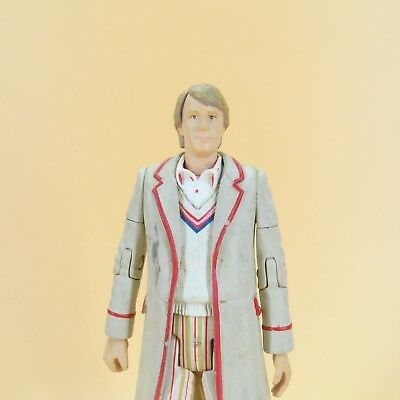 """Doctor Who THE  Fifth 5th Doctor  action Figure 5.5"""" OLD"""