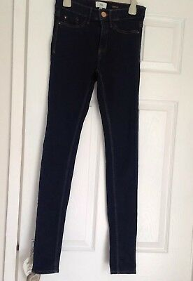 River Island Molly Skinny Jeans Size 6L