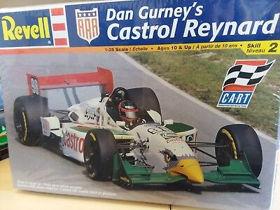 Dan Gurney's Castrol Reynard model car 1/25 scale