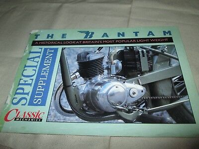 The Bantam A Historical Look At Britain's Most Popular Light Weight Booklet
