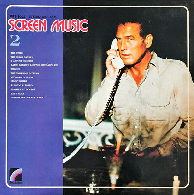 Pete Moore & His Orchestra / Screen Music Vol. 2