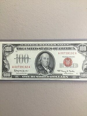 New 1966 $100 Note