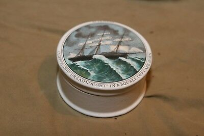 Vintage ColdCream ST JAMES'S Clippership DREADNOUGHT Cape Horn Squall Signed