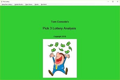 PICK 3 LOTTERY System ~ Players Everywhere Voted This The