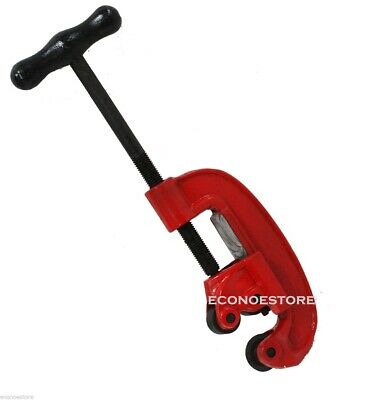 "2"" Heavy Duty 1/2"" - 2"" Plumbing Pipe Cutter with Alloy Steel Cut Wheel"