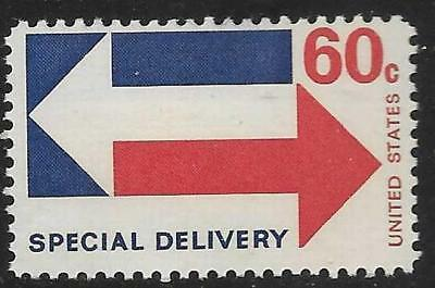 Scott E23 US Stamp 1971 60c Special Delivery MNH