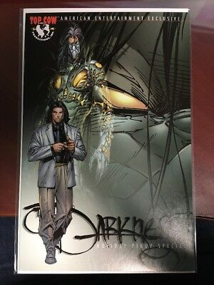 Darkness Holiday Pinup Special American Entertainment Exclusive Variant NM
